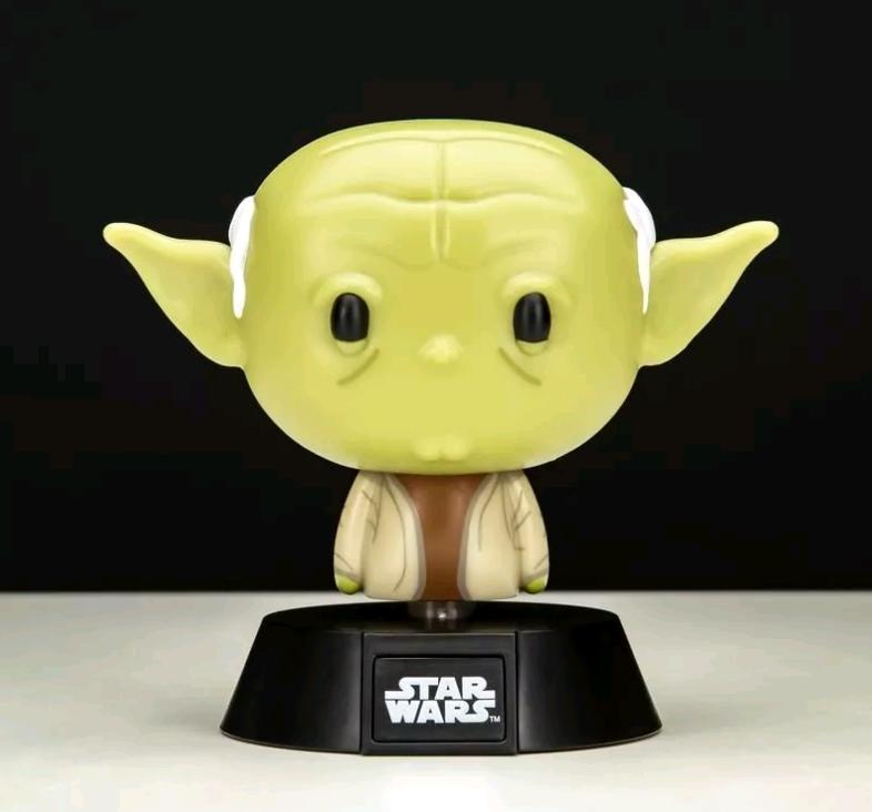 Star Wars - Yoda Icon Light BDP (PP6380SW)