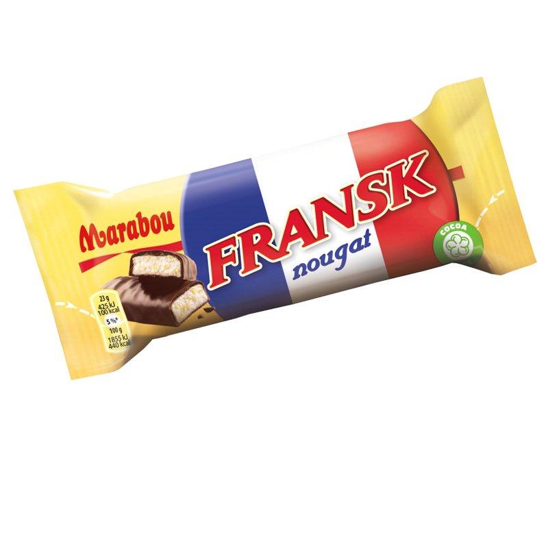 Choklad Fransk Nougat 45g - 33% rabatt