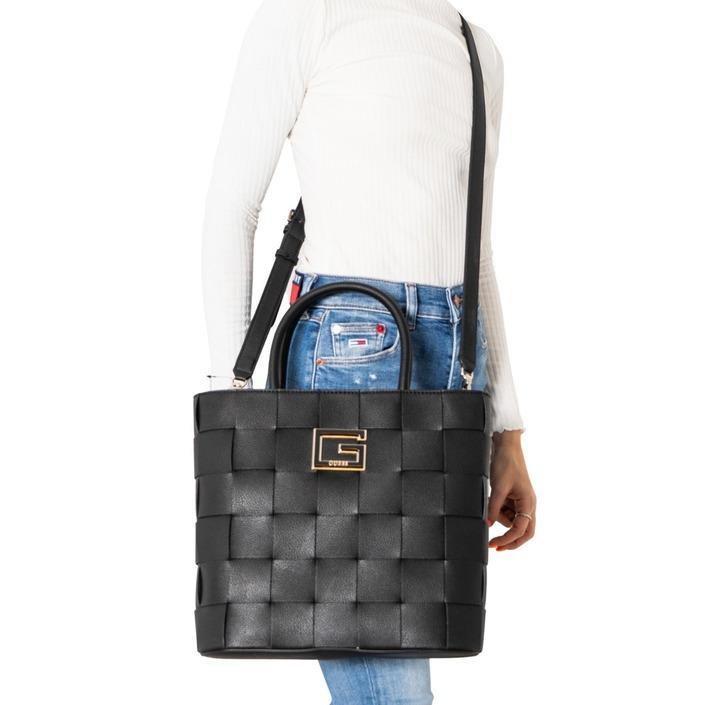 Guess Women's Handbag Black 308441 - black UNICA