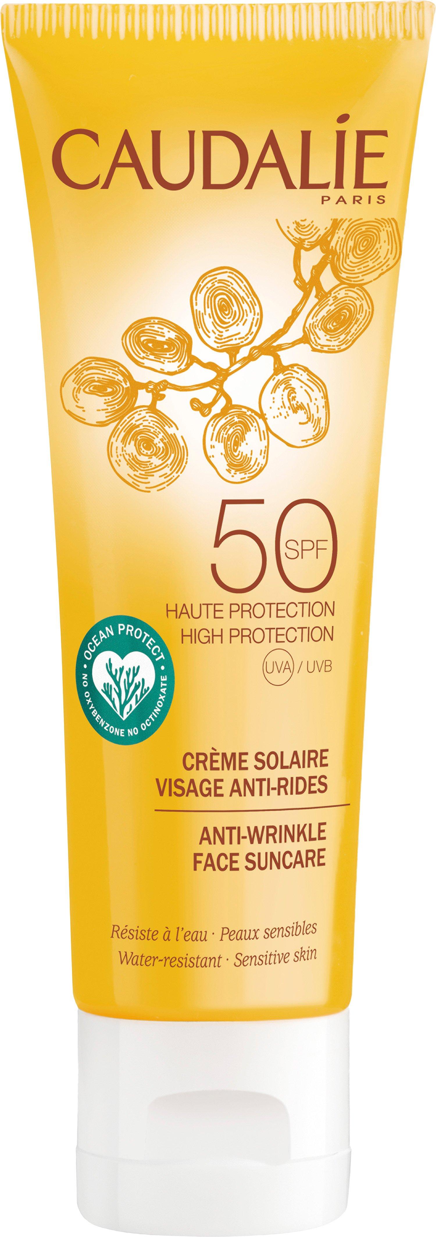 Caudalie - Anti-wrinkle Face Suncare SPF 50 50 ml