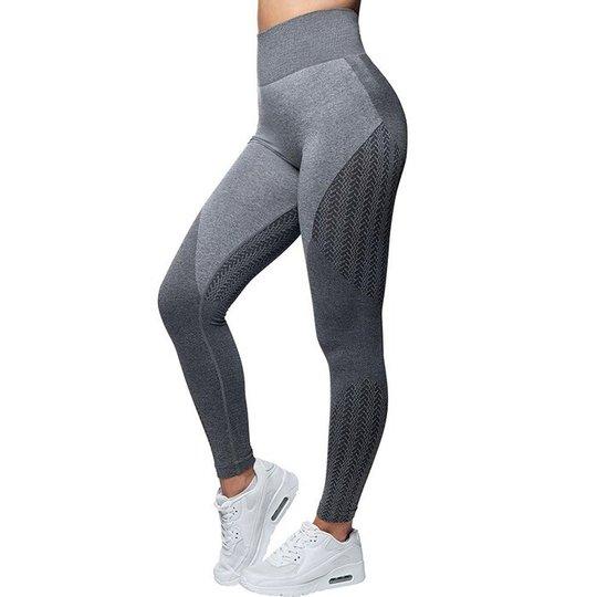 Wabisabi Seamless Legging, Taupe Grey