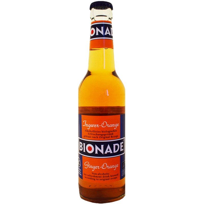 """Eko Läsk """"Ginger & Orange"""" 33cl - 51% rabatt"""