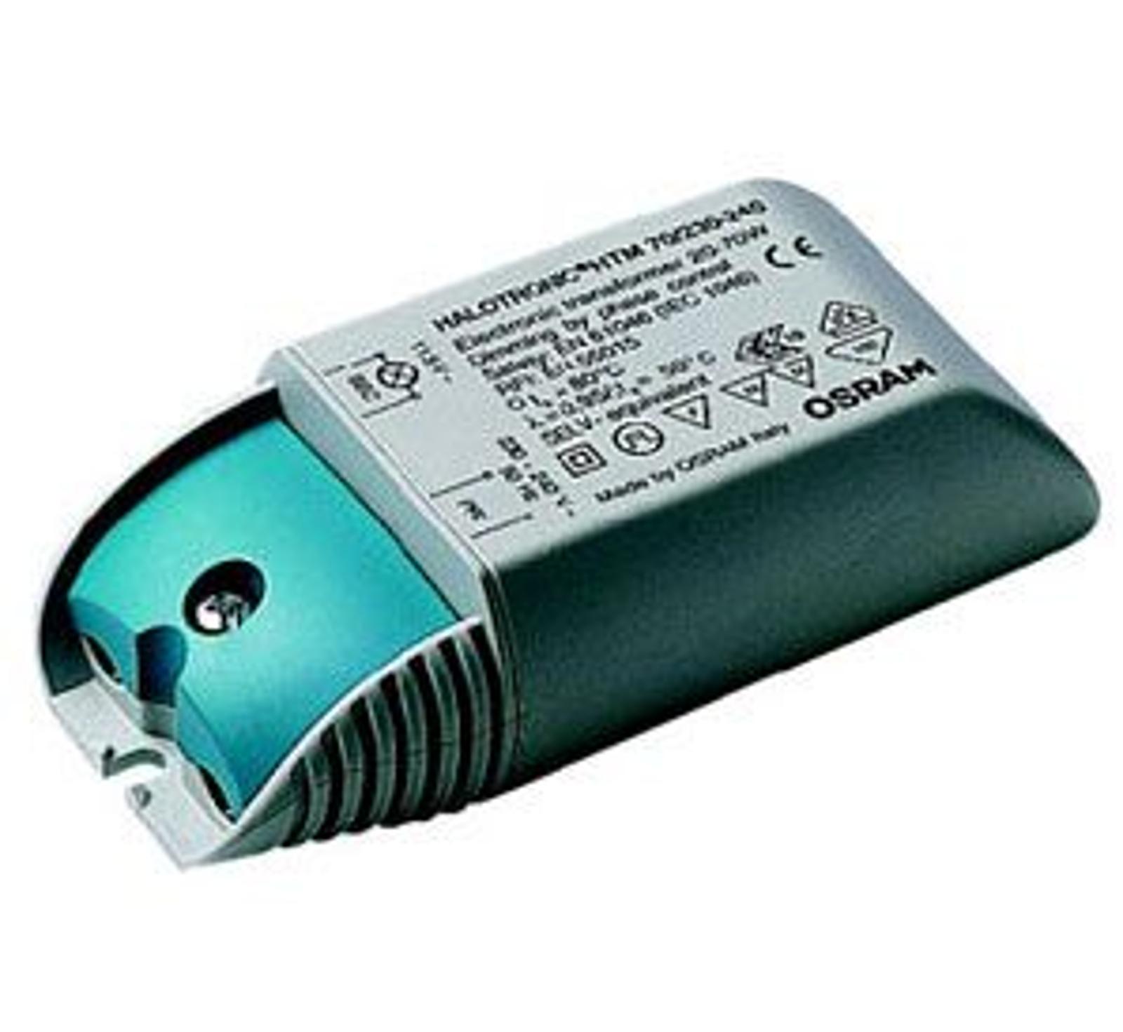OSRAM 70VA Muuntaja Halotronic Mouse