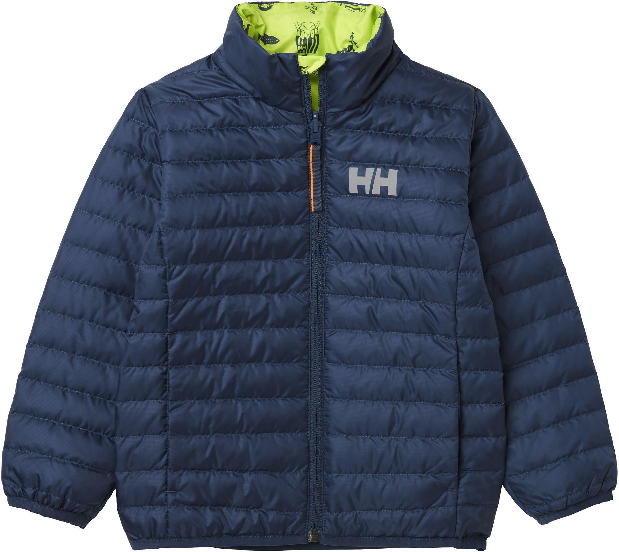 Helly Hansen Barrier Lättviktsjacka, North Sea Blue 110