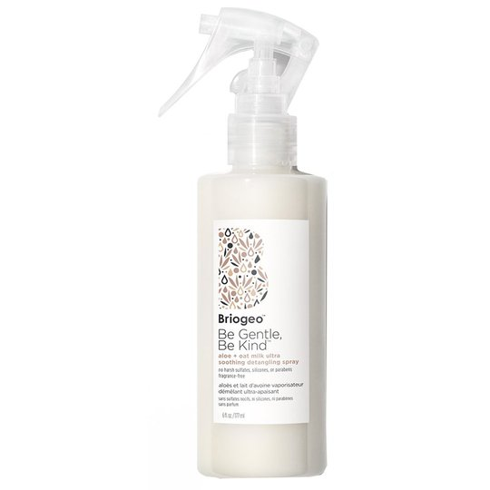 Oat Milk Ultra Soothing Detangling Spray, 177 ml Briogeo Hiustenhoitotarvikkeet
