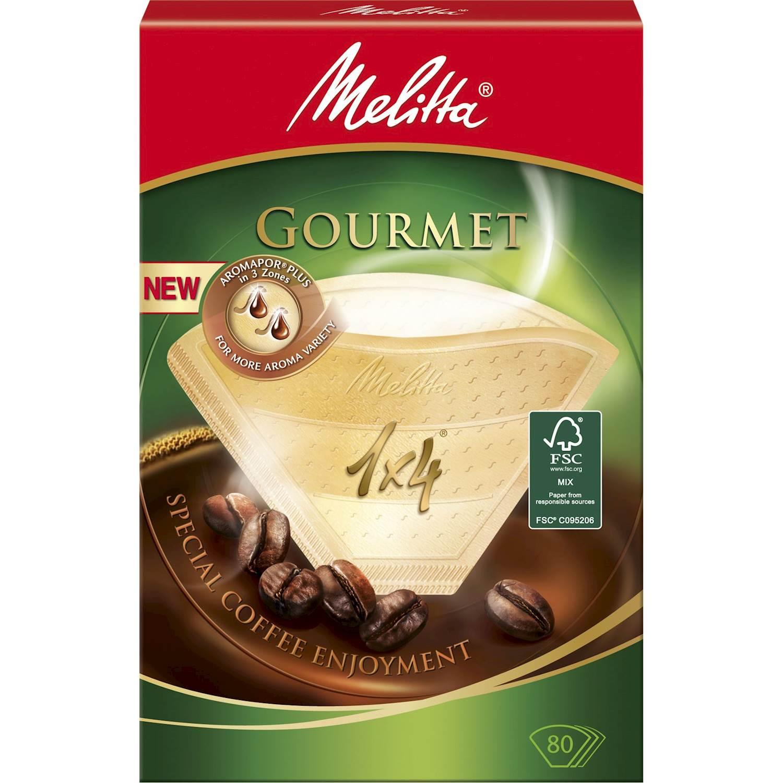 Melitta Kaffefilter 98504