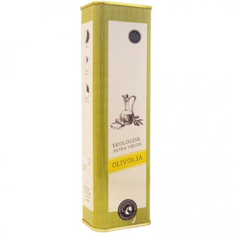 Luomu-Oliiviöljy 500ml - 50% alennus