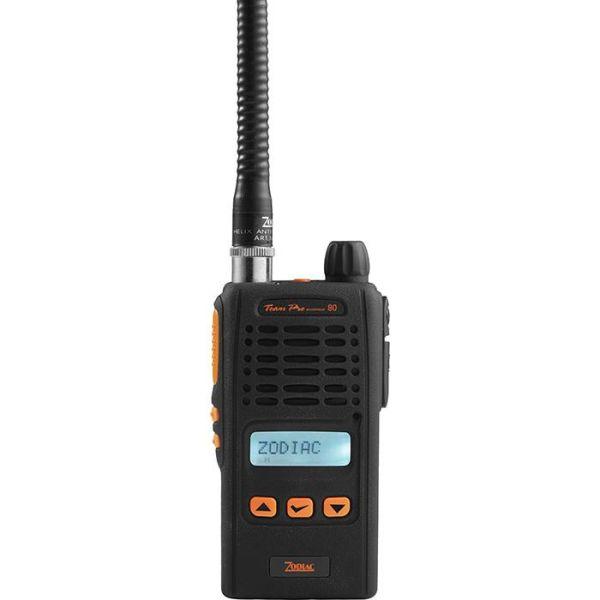 Zodiac Team Pro Waterproof Limited E. 80 Komm.radio 80 MHz