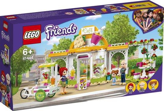 LEGO Friends 41444 Heartlake Citys Økologiske Kafé
