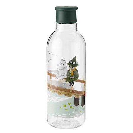 DRINK-IT Mummi Vannflaske Dark Green 0,75 L
