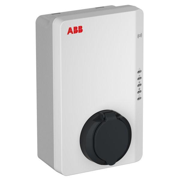 ABB 6AGC082152 Latausasema latauspistokkeella, 22 kW, RFID