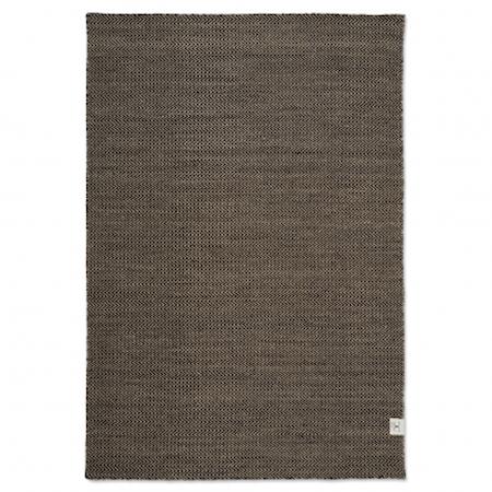 Herringbone Natur/Svart 200x300 cm