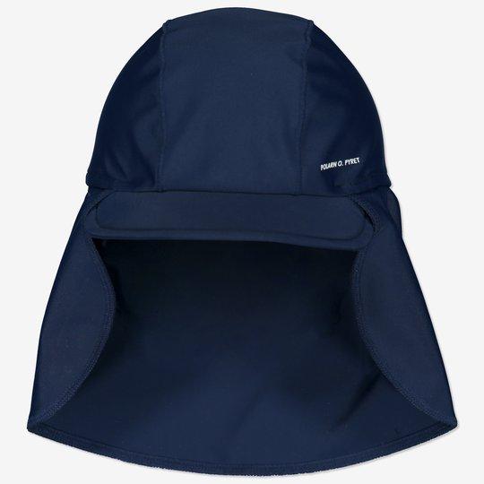 UV-caps mørkblå