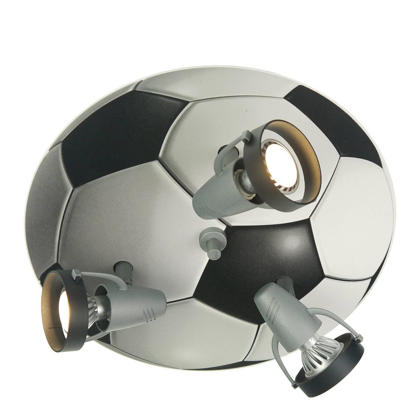 Taklampe Fotball