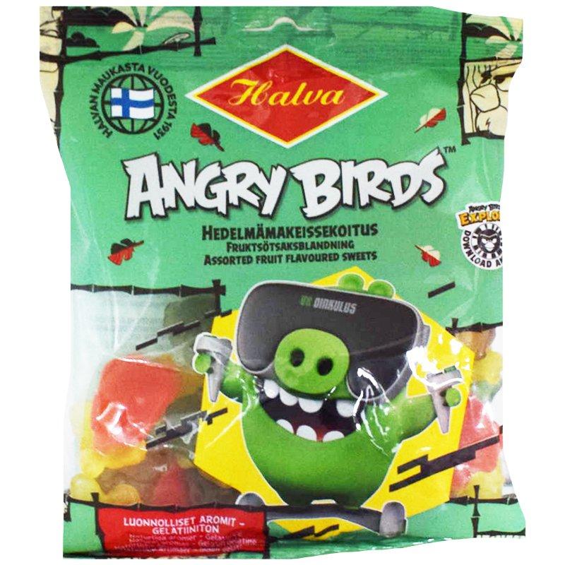 Angry Birds Hedelmämakeissekoitus - 20% alennus