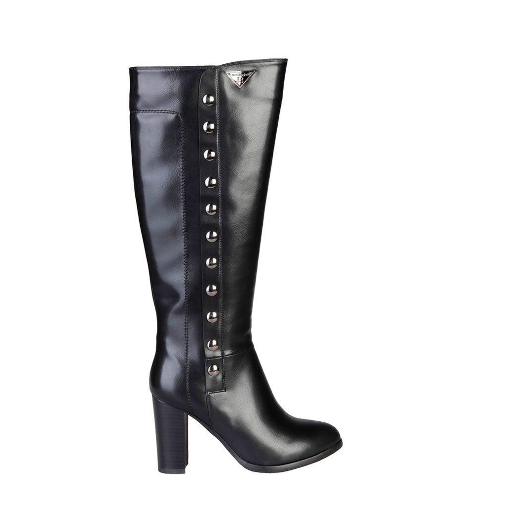 Laura Biagiotti Women's Boots Black 2212_BLACK - black 37 EU