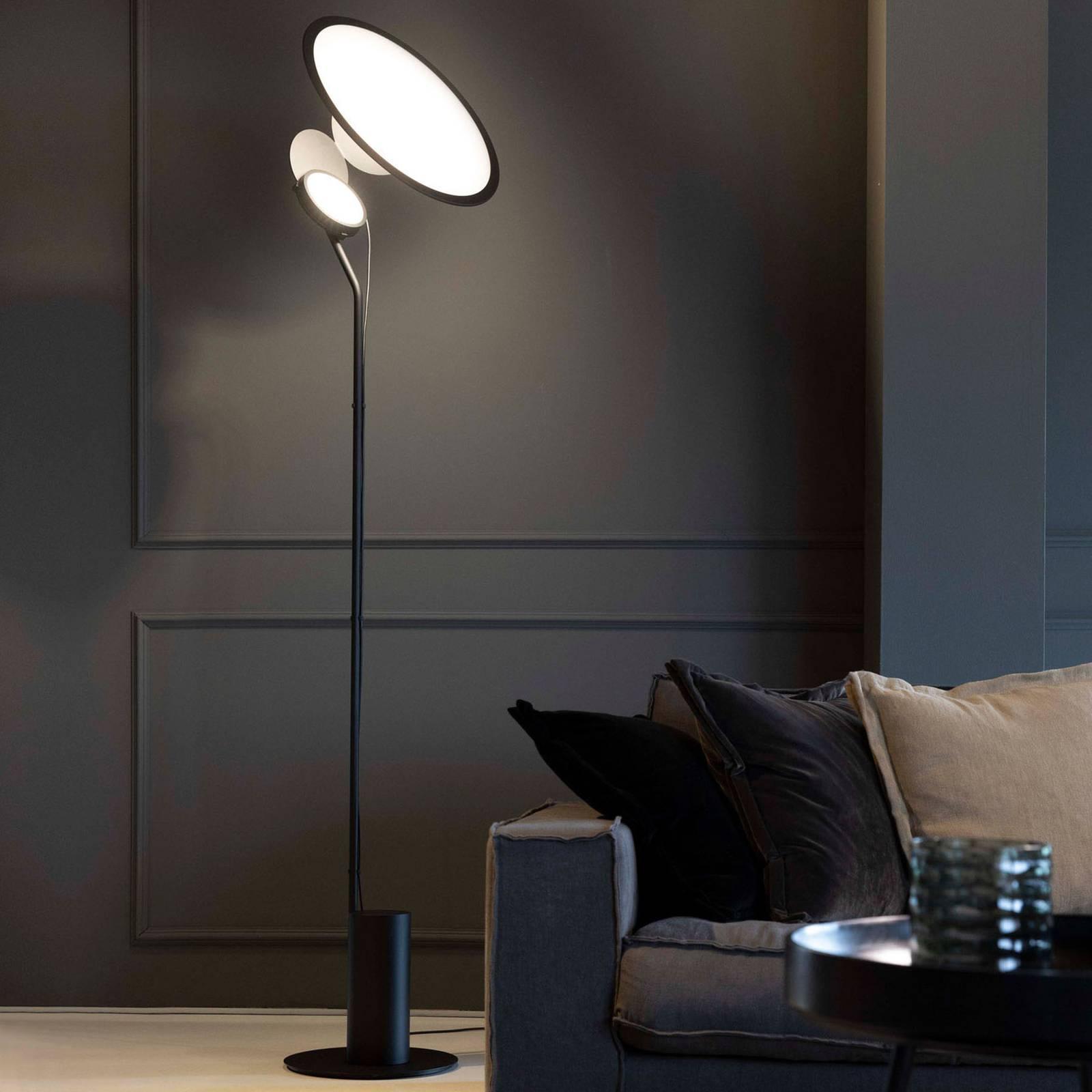 Axolight Cut designer-LED-lattiavalaisin