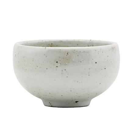 Skål Made Ø 8,5x5 cm - Elfenben