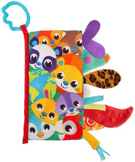PlayGro Tails Of The World Aktivitetsbok