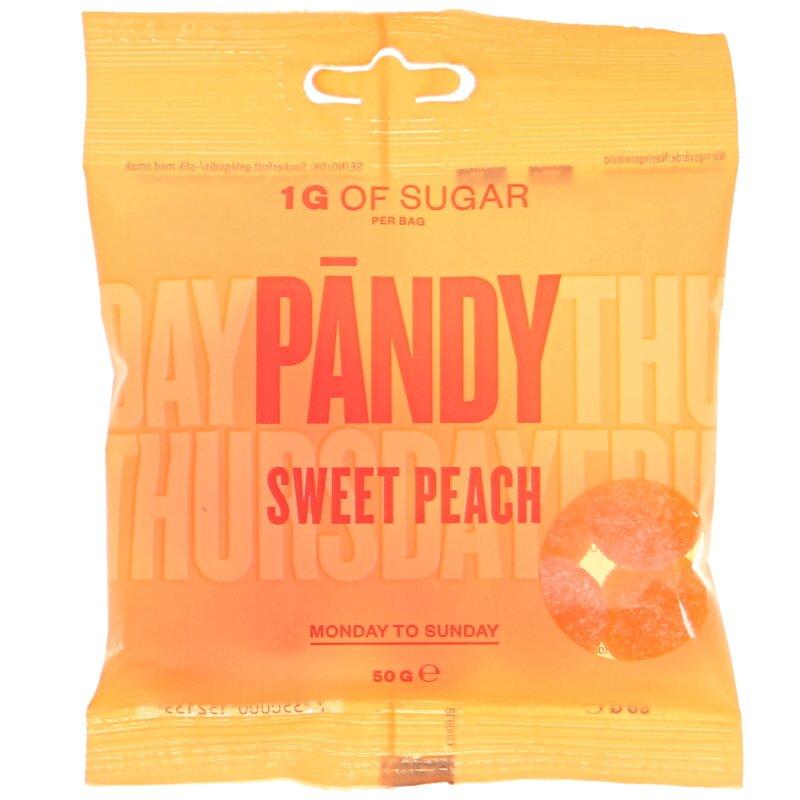 Godis Sweet Peach - 20% rabatt