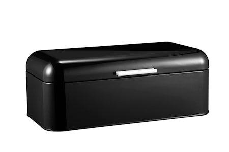 Bella Brødboks svart 42x22,5x16,5 cm