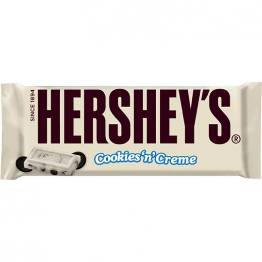 Vit Chokladkaka Kakbitar 100g - 77% rabatt