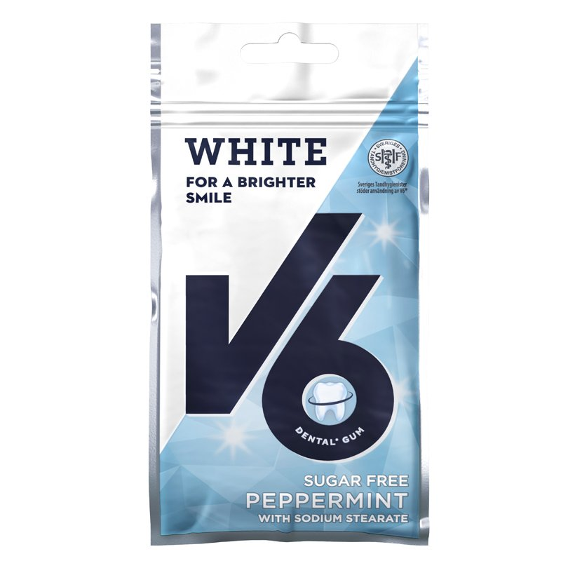 Tuggummi Peppermint - 47% rabatt