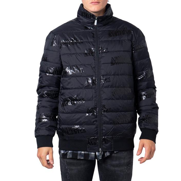 Armani Exchange Men's Jacket Black 183867 - black XS