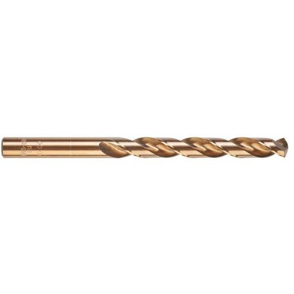 Milwaukee HSS Cobolt DIN 338 Metalliporanterä 5 kpl:n pakkaus 10x133 mm.