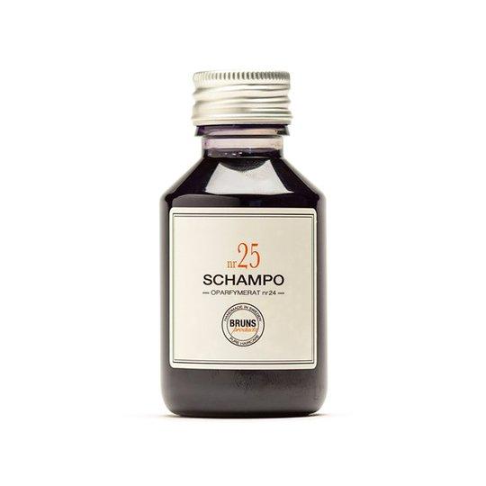 BRUNS Products Silverschampo nr 25 - Oparfymerat