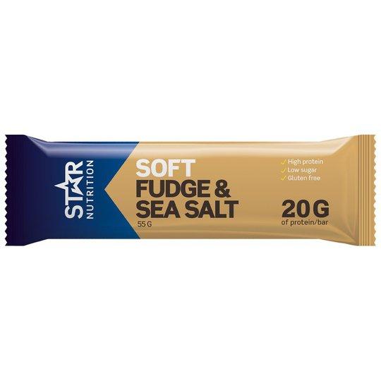 Proteinbar Fudge & Havssalt - 15% rabatt