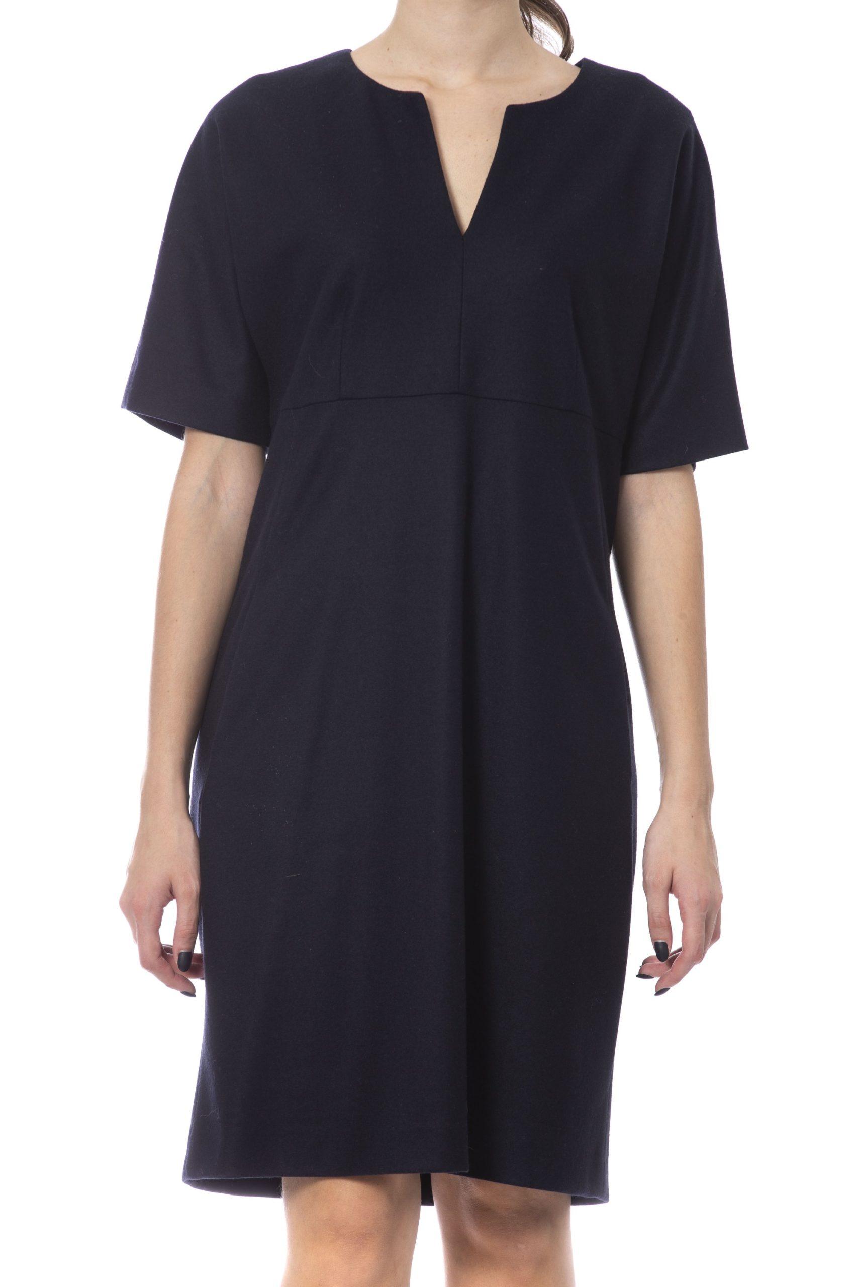 Peserico Women's Dress Blue PE993710 - IT42 | S