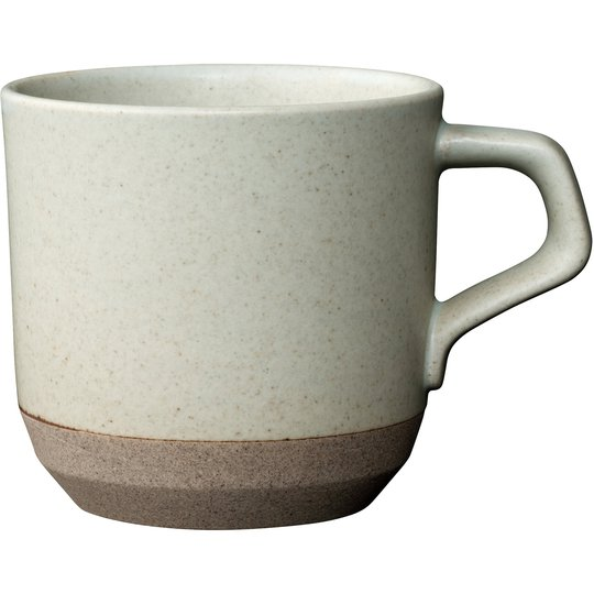 Kinto CLK-151, liten mugg, beige