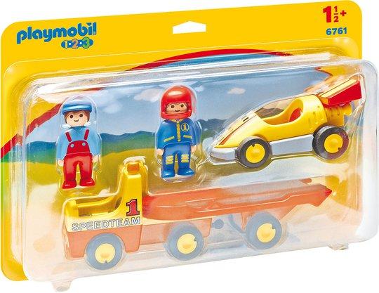Playmobil 6761 Bergingsbil Med Racer Bil