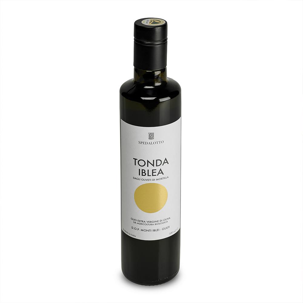 Tonda Iblea Extra Virgin Olive Oil 500ml by Spedalotto