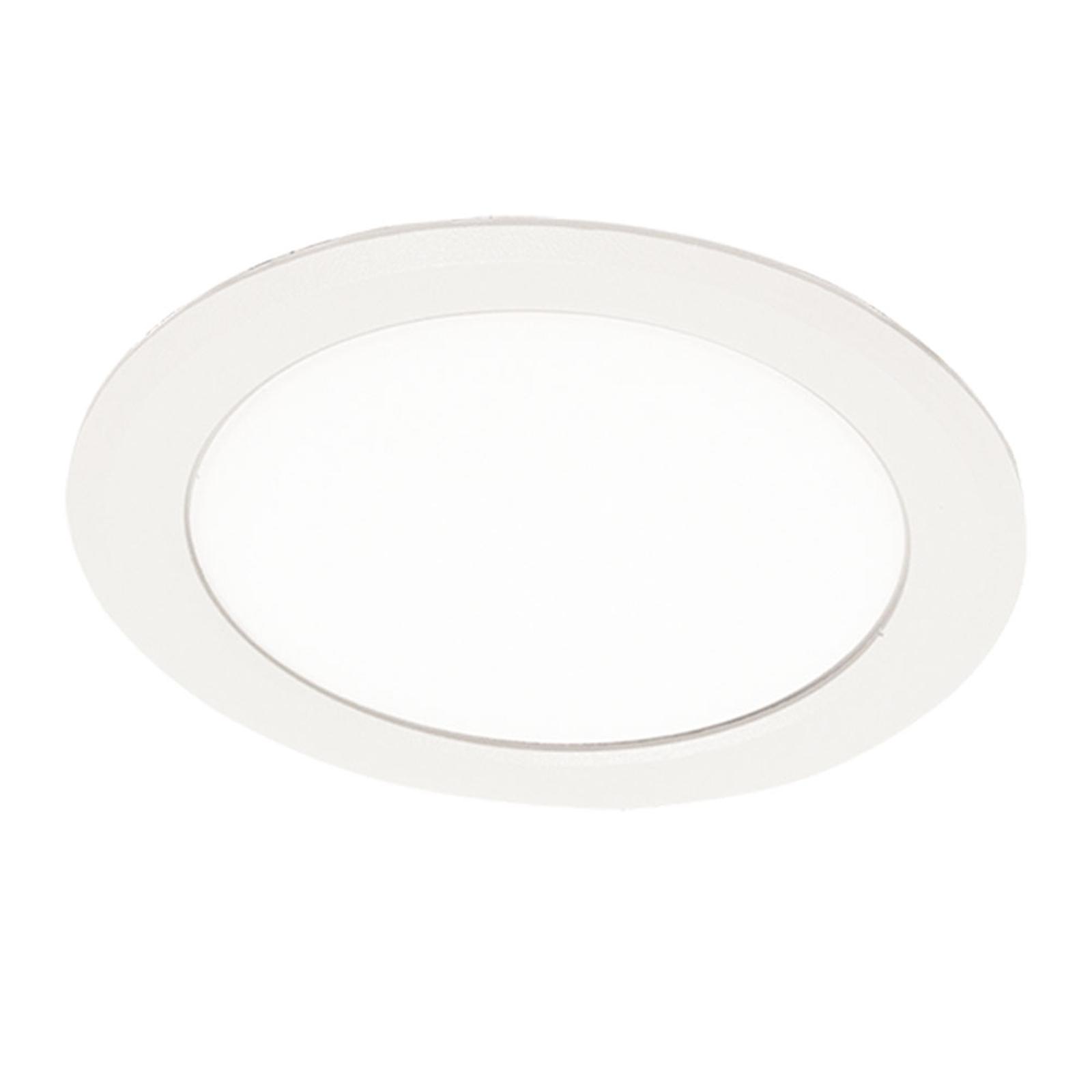 LED-uppovalaisin loda-LDESO Ø 20 cm 4000 K 2622 lm