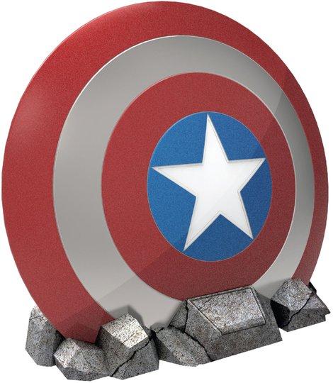 Marvel Avengers Captain America Høytaler Bluetooth