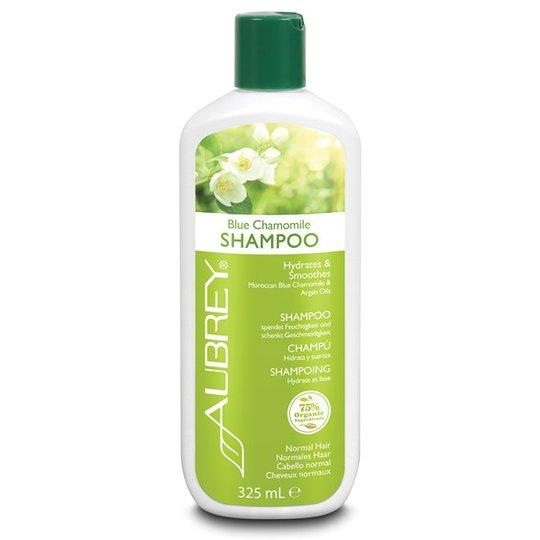Aubrey Organics Blue Chamomile Shampoo, 325 ml