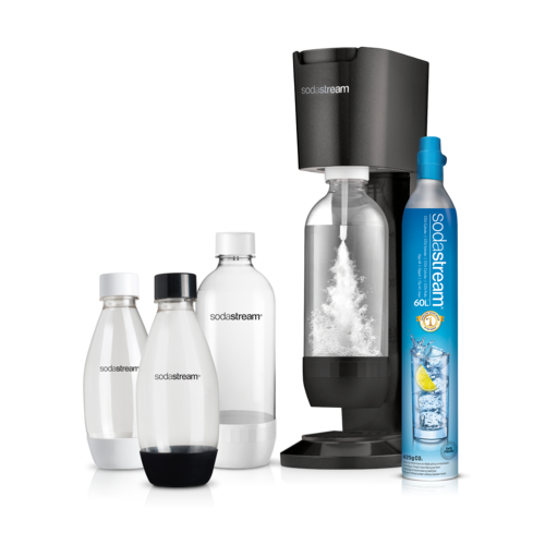 Sodastream Genesis Megapack Kolsyremaskin - Svart