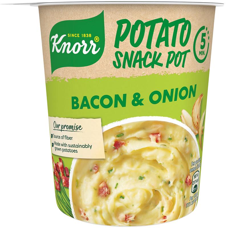 Snack Pot Perunamuusi Pekonilla - 18% alennus