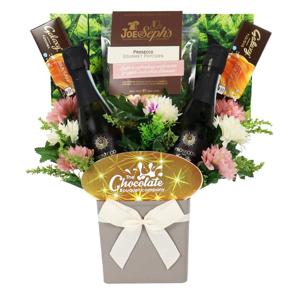 The Prosecco & Chocolate Bouquet