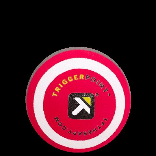 Trigger Massage Ball, Red