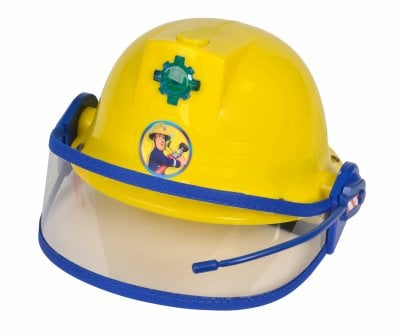 Fireman Sam - Work helmet w/ light and sound