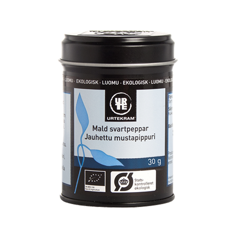 Jauhettu Mustapippuri 30g - 40% alennus