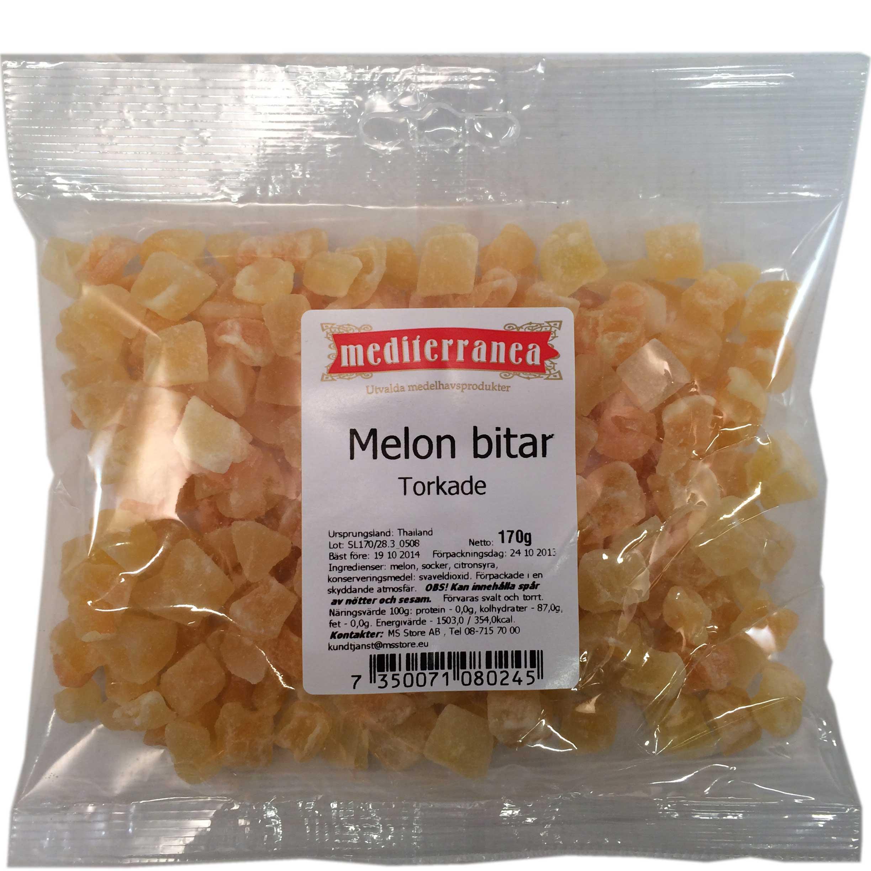 Melonbitar torkade - 36% rabatt