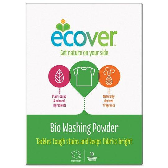 Ecover Enzymtvättmedel pulver, 750 g