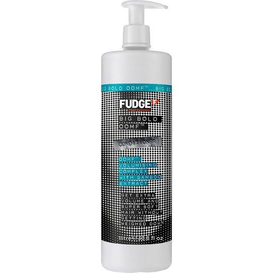 Big Bold OOMF Conditioner, 1000 ml Fudge Hoitoaine