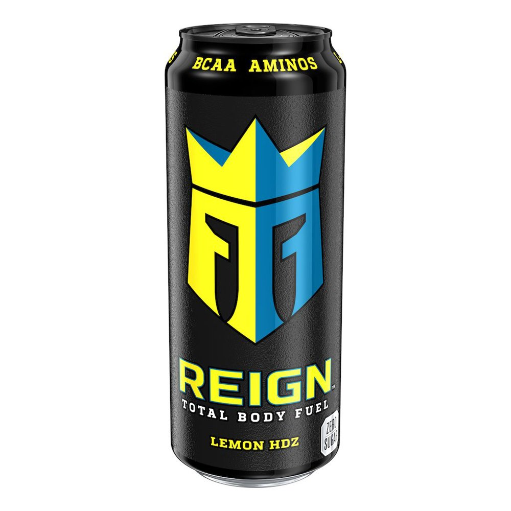 Reign Lemon HDZ Energidryck - 50 cl