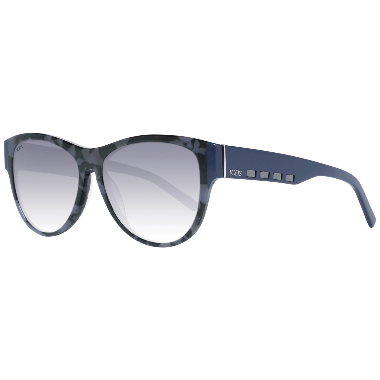 Tod's Women's Sunglasses Grey TO0225 5655B