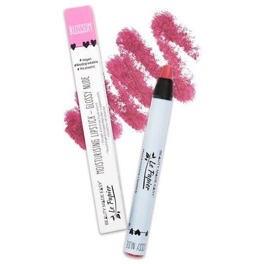 Beauty Made Easy Moisturising Lipstick Glossy Nude, 6 g